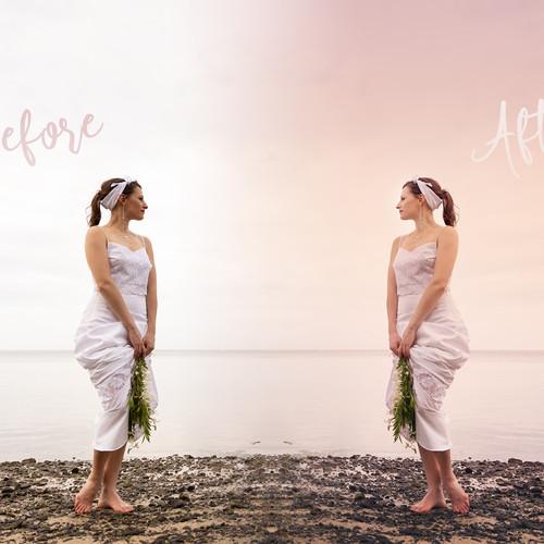 Come trasformare l'atmosfera di una foto con Photoshop
