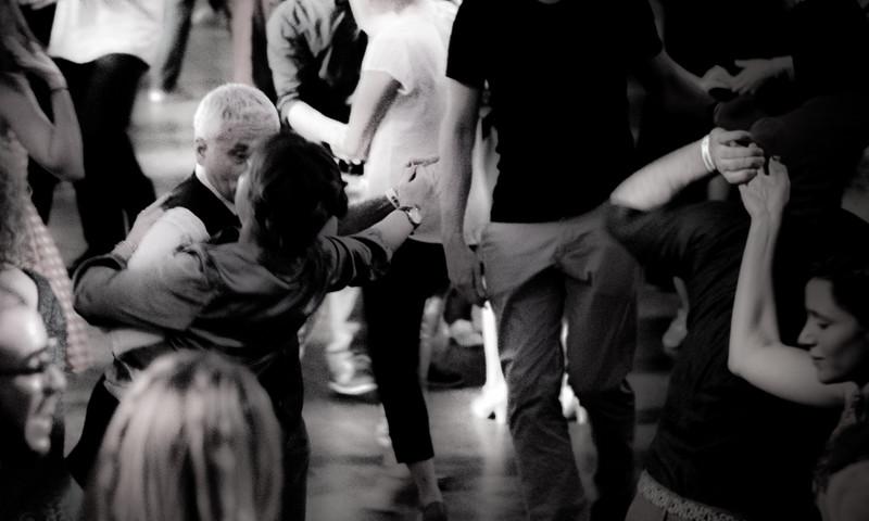 la coppia che balla