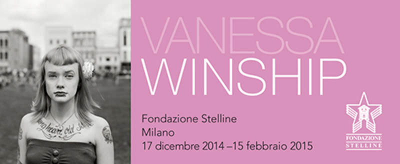 Vanessa Winship in mostra a Milano
