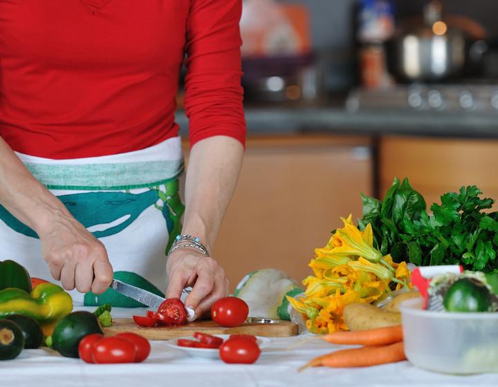 Cucinare con passione