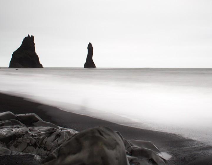 La natura in bianco e nero