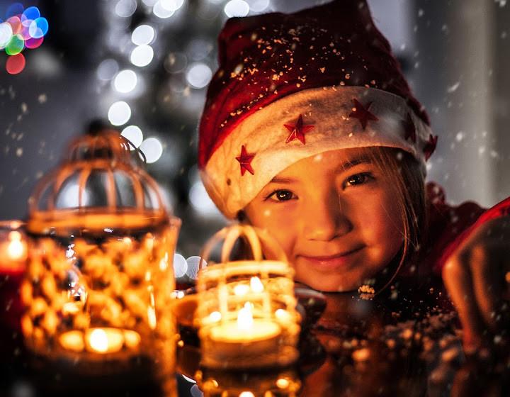 Atmosfere natalizie